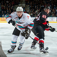 030916 Prince George Cougars at Kelowna Rockets