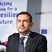 20160616 - Brussels , Belgium - 2016 June 16th - European Development Days - Tackling fragility , displacement and chronic vulnerability in the Sahel and Lake Chad - Toby Lanzer, United Nations Assistant Secretary-General and the Regional Humanitarian Coordinator for the Sahel, including for the Lake Chad basin © European Union