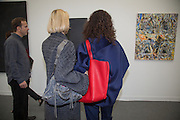 ALLEGRA HICKS; CELIA FORNER VENTURI, The VIP preview of Frieze. Regent's Park. London. 16 October 2013