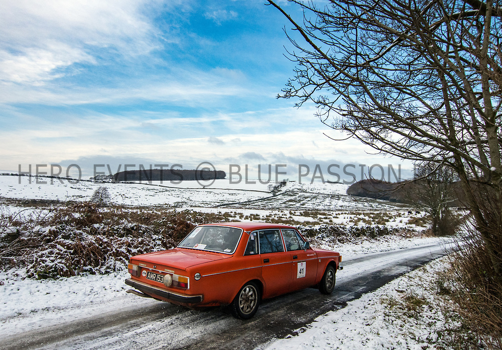 """Photos of HERO Lejog 2017 (9-12/12/2017). All rights reserved. Editorial use only for press kit about Lejog 2017. Any further use is forbidden without previous Author's consent. Author's credit """"©Photo Blue Passion"""" is mandatory"""