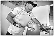 Craig Monk Grinding Gym