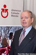 Célébration du 40e anniversaire de Jeunesse Canada Monde / Canada World Youth 40th anniversary à  Château Laurier / Ottawa / Canada / 2011-11-30, © Photo Marc Gibert / adecom.ca