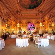 Hotel du Paris; Monte Carlo, Monaco.