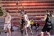 Gabriele Berra<br /> Unicusano Roma - TWS Legnano<br /> Campionato Basket LNP 2016/2017<br /> Roma 26/02/2017<br /> Foto Ciamillo-Castoria