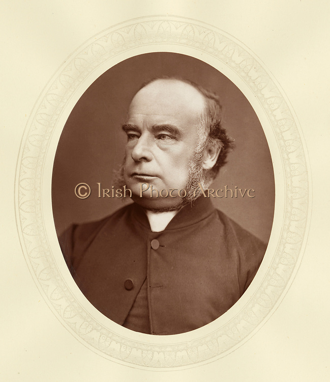 'William Connor magee (1821-1891) c1877, Irish-born Anglican churchman, Bishop of Peterborough 1868-1891, Archbishop of York for about four months in 1891.'