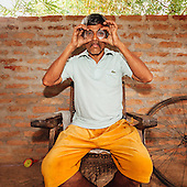 Mr. Gunasoma the Kandyan spectacle maker