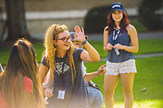 Orientation weekend. (GU photo by Zack Berlat)