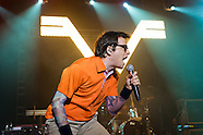 Weezer at The Congress Theater 2011