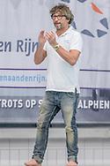 07-12-2013 : WATERPOLO : AZC - GZC DONK : ALPHEN AD RIJN<br /> <br /> Coach Ron v/d wild van AZC<br /> Eredivisie Heren - Seizoen 2013 / 2014<br /> <br /> Foto: Gertjan Kooij
