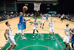 March 20, 2017 - Reno, Nevada, U.S - Texas Legends Guard PIERRE JACKSON (55) shoots a layup during the NBA D-League Basketball game between the Reno Bighorns and the Texas Legends at the Reno Events Center in Reno, Nevada. (Credit Image: © Jeff Mulvihill via ZUMA Wire)