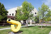 Esmoreit Koetsier Sculpture at Irvine Valley Community College