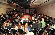 TENIS, KOSARKA, BEOGRAD, 02. Nov. 2010. - Promocija.renomiranog brenda sportske odece i obuce 'Anta'. Promocija je odrzana u.u prostorijama 'Grand Kazina' uz prisustvo poznate teniserke Jelene Jankovic, kosarkasa Crvene zvezde i drugih javnih licnosti.  Foto: Nenad Negovanovic