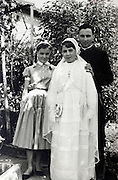 holy communion France 1951