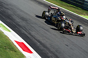 September 3-5, 2015 - Italian Grand Prix at Monza: Romain Grosjean (FRA), Lotus