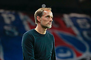 Thomas TUCHEL (PSG) during the French Championship Ligue 1 football match between Paris Saint-Germain and AS Saint-Etienne on September 14, 2018 at Parc des Princes stadium in Paris, France - Photo Stephane Allaman / ProSportsImages / DPPI