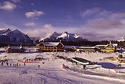 Ski Lake Louise, Alberta, Canada<br />