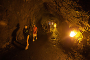 Big Island. Hawai'i Volcanoes National Park. Thurston Lava Tube.