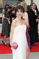Helen McCrory, The Laurence Olivier Awards, Royal Opera House London UK, 28 April 2013, (Photo by Richard Goldschmidt)