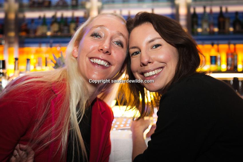 Business Borrel van het Dutch Network Brussels in het Aloft Hotel, te Brussel, 20111129 credits Sander de Wilde