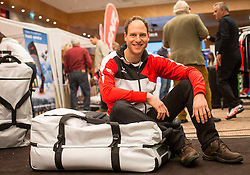 28.01.2014,  Marriott, Wien, AUT, Sochi 2014, Einkleidung OeOC, im Bild Bernhard Gruber (Nordische Kombination, AUT) // Bernhard Gruber (Nordic Combined, AUT)  during the outfitting of the Austrian National Olympic Committee for Sochi 2014 at the  Marriott in Vienna, Austria on 2014/01/28. EXPA Pictures © 2014, PhotoCredit: EXPA/ JFK