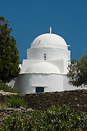Aghios Ioannis in Southeastern Sifnos, The Cyclades, The Greek Islands, Greece, Europe