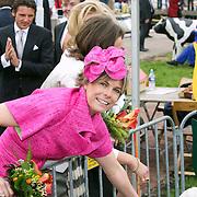 NLD/Makkum/20080430 - Koninginnedag 2008 Makkum, Laurentien