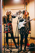 First Aid Kit recording - press and album shots