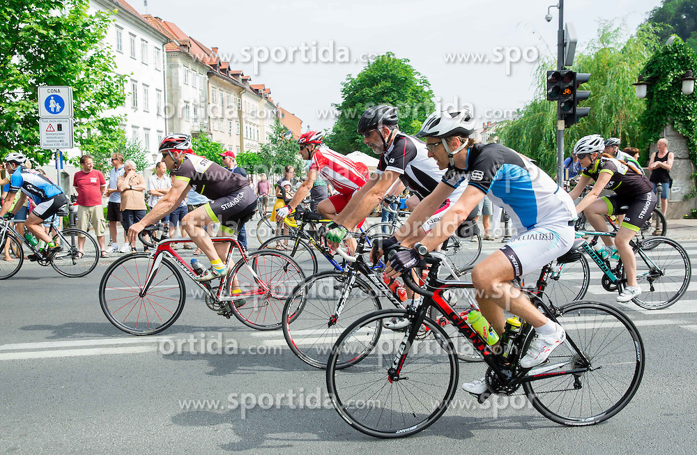 34th Marathon Franja BTC City 2015 on June 14, 2015 in Askerceva street, Ljubljana, Slovenia. Photo by Vid Ponikvar / Sportida