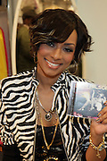 Keri Hilson at Keri Hilson releases her debut album ' In a Perfect World ' with a special in-store autograph signing at Wet Seal on March 23, 2009 in New York City