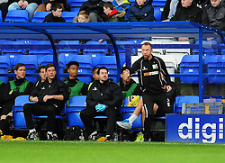 - Photo mandatory by-line: Neil Brookman/JMP - Mobile: 07966 386802 - 08/11/2014 - SPORT - Football - Birkenhead - Prenton Park - Tranmere Rovers v Bristol Rovers - FA Cup - Round One