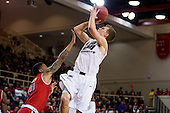 LIU Men's Basketball v. St. John's 2014.11.19