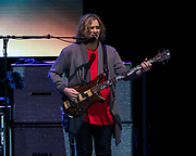BILLY SHERWOOD of Yes at Five Point Theater in Irvine, California