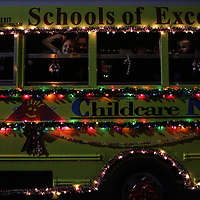 Childcare Network participates in the 12th Annual Wilmington Holiday Parade Sunday December 7, 2014 in Wilmington, N.C. (Jason A. Frizzelle)