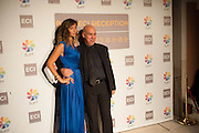 STEFANIA BAILEY; JOHN TAYLOR, Beijing Film launch. Danieli Hotel St. Mark's Sq. . Venezia.  31 August  2013