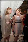 SYDNEY FINCH; ROSAMUND PIKE; , Cartier dinner in celebration of the Chelsea Flower Show. The Palm Court at the Hurlingham Club, London. 19 May 2014.