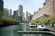 Navy Pier and Downtown Chicago, Chicago, Illinois