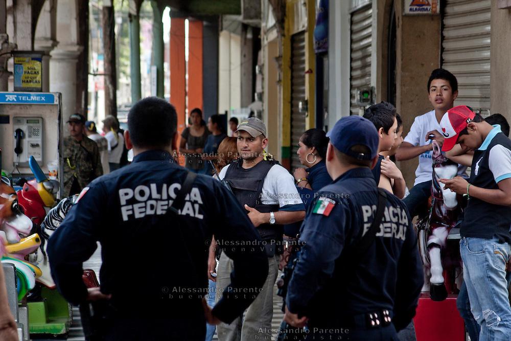 Federali e autodifesa lavoreranno insieme a Los Reyes.