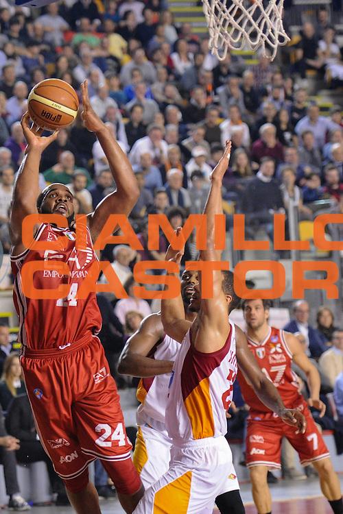 DESCRIZIONE : Roma Lega A 2014-15 Acea Roma EA7 Emporio Armani Milano<br /> GIOCATORE : Samuels Samardo<br /> CATEGORIA : Tiro penetrazione<br /> SQUADRA : EA7 Emporio Armani Milano<br /> EVENTO : Campionato Lega A 2014-2015<br /> GARA : Acea Roma EA7 Emporio Armani Milano<br /> DATA : 21/12/2014<br /> SPORT : Pallacanestro <br /> AUTORE : Agenzia Ciamillo-Castoria/G.Masi<br /> Galleria : Lega Basket A 2014-2015<br /> Fotonotizia : Roma Lega A 2014-15 Acea Roma EA7 Emporio Armani Milano