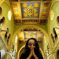 Khartoum, Sudan 21 April 2010 <br />