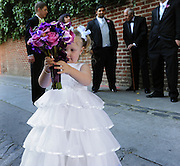 Firehouse wedding, Sacramento, CA