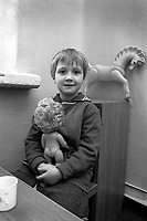 Tsimbalina Hospital For Abandoned Children. Nevskii Rayon Area<br />