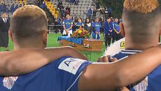 Wellington-Former All Black Jerry Collins casket returns Norths Rugby Club