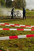 GVA Koppenberg Cross, Oudenaarde, Belgium. 2009
