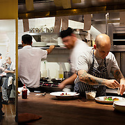 client: Feast Magazine, Niche Restaurant's Gerard Craft