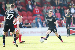 Max Power of Wigan Athletic - Mandatory by-line: Robbie Stephenson/JMP - 21/04/2018 - FOOTBALL - Highbury Stadium - Fleetwood, England - Fleetwood Town v Wigan Athletic - Sky Bet League One