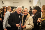 HOMER SYKES; NEIL LIBBERT; ,  Ossie Clark: The King of The King's Road Reigns Again . Mixed exhibition of photographs of Ossie Clark inc pictures by Terry O Neill, Homer Sykes and Neil Libbert, Proud Chelsea, King's Rd. London. 20 February 2013.