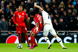 Serge Gnabry of Bayern Munich is challenged by Harry Kane of Tottenham Hotspur - Rogan/JMP - 01/10/2019 - FOOTBALL - Tottenham Hotspur Stadium - London, England - Tottenham Hotspur v Bayern Munich - UEFA Champions League Group B.