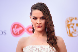 Anna Passey attending the Virgin TV British Academy Television Awards 2018 held at the Royal Festival Hall, Southbank Centre, London.