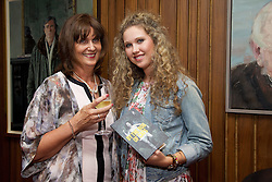 19/08/2015<br /> Pictured at the opening night of 'The Bog of Cats' by Marina Carr at The Abbey Theatre were (L-R) Geraldine Woods and Maeve Wright.