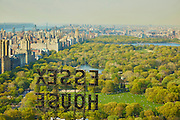 View of Central Park from 157 West 57th Street, 54th floor
